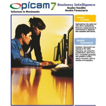Immagine di Modulo Business Intelligence